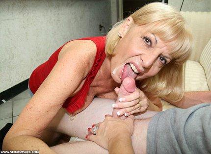 Mutter Blasen Sexgeschichte